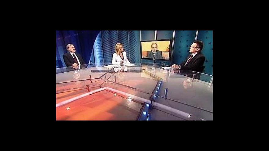 Video Rozhovor se Štefanem Fülem, Lubomírem Zaorálkem, Jiřím Paynem a Jaroslavem Kuberou