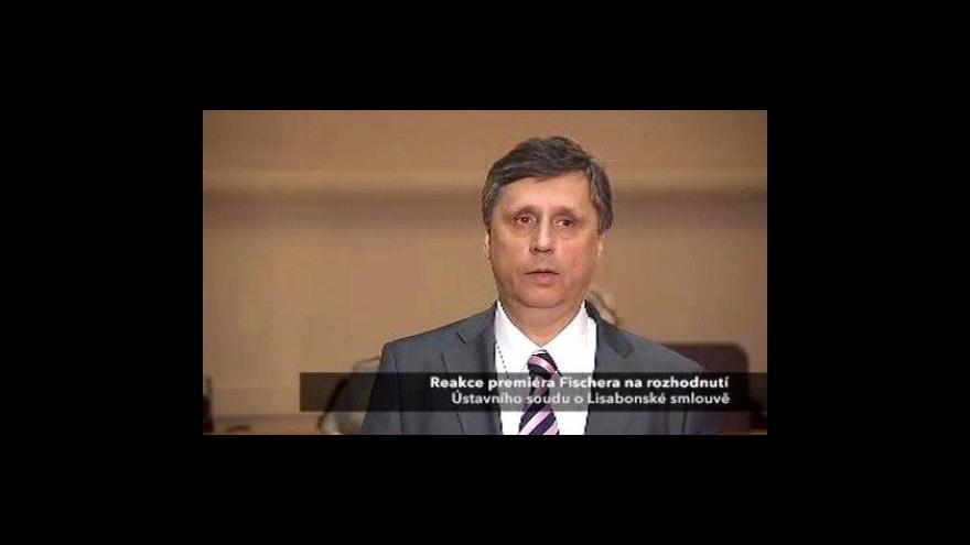 Video Brífink premiéra Jana Fischera