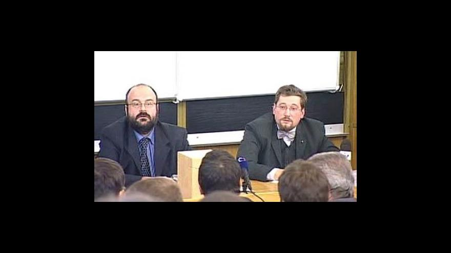 Video Volba děkana právnické fakulty ZČU