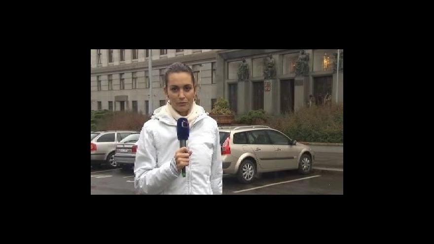 Video Reportáž Jiřího Bydžovského a Daniely Písařovicové