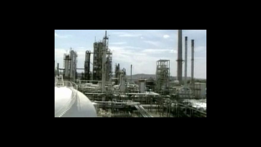 Video Reportáž k těžbě ropy v Rusku