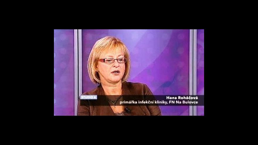 Video Rozhovor s Hanou Roháčovou