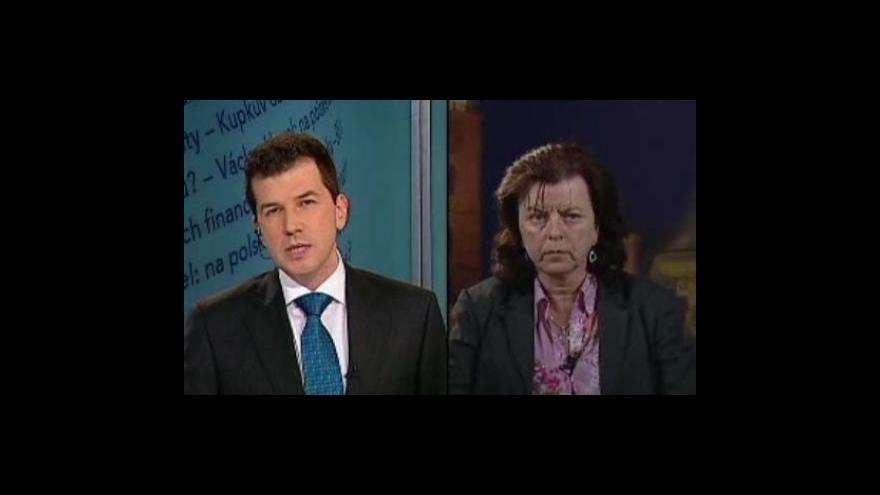 Video Události, komentáře na téma prasečí chřipky v Českých Budějovicích
