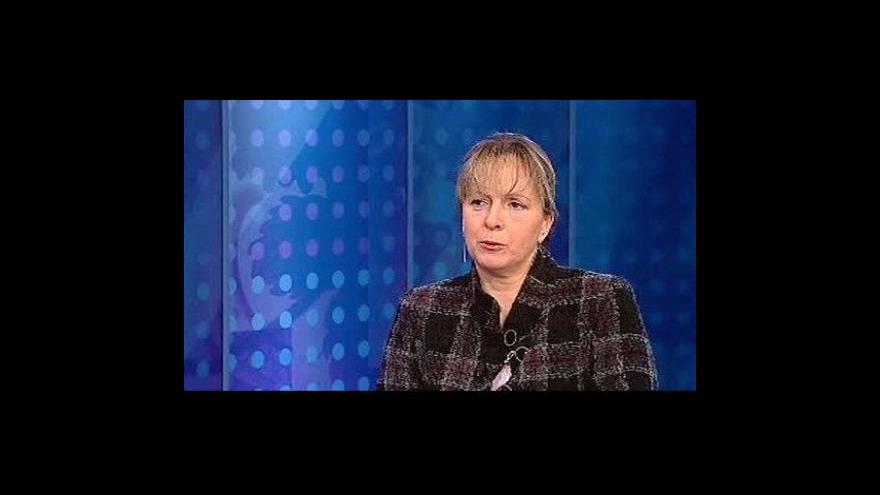 Video Rozhovor s Janou Příhodovou