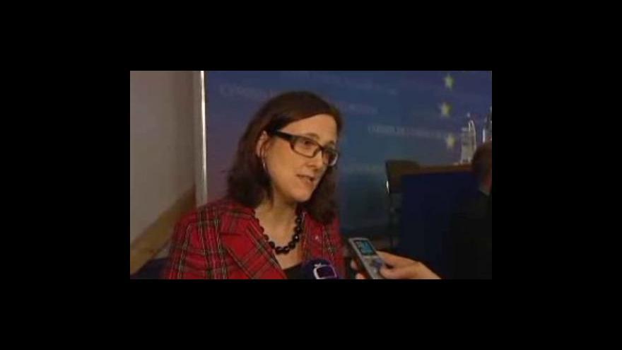 Video Podmínku má i Evropská unie
