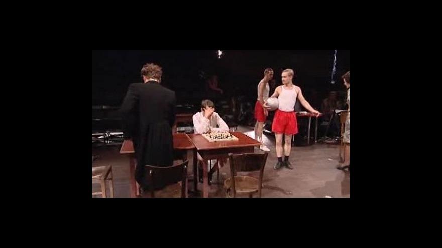 Video B. Rychlík a V. Morávek o dokumentu Cirkus Havel