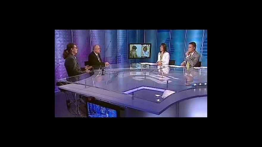 Video Diskuze ve Studiu 6