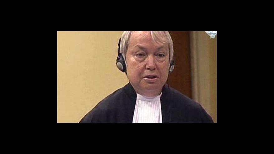 Video Reportáž a vstup Barbory Šámálové