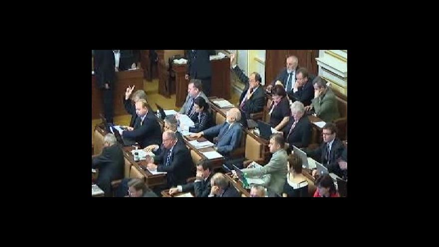 Video Rozpočet prošel – co na to politici?