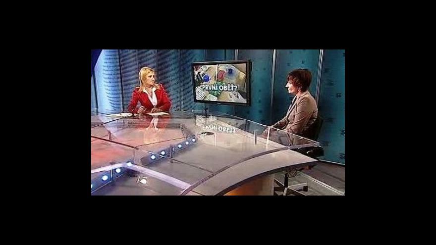 Video Dana Jurásková v Událostech, komentářích