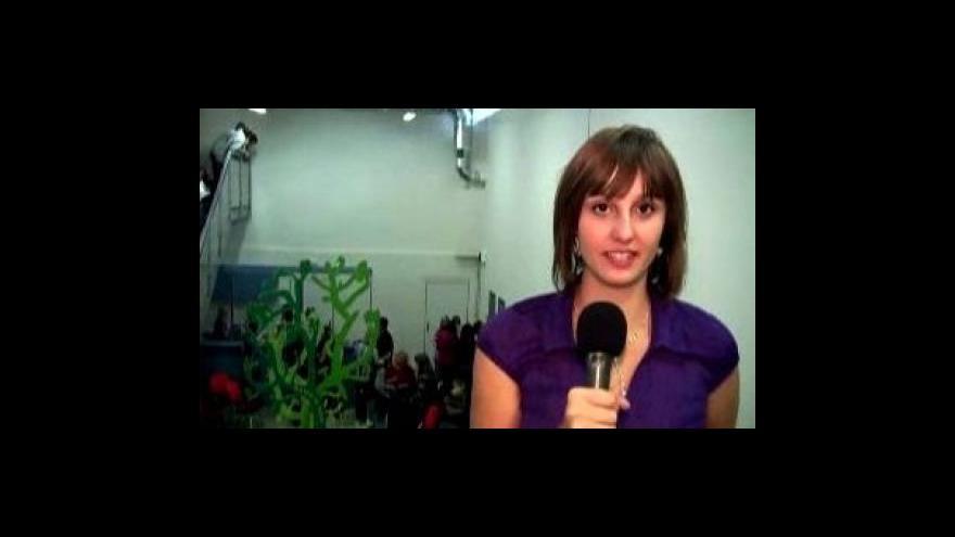 Video Reportáž Lucie Dembické