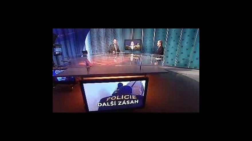 Video Petra Vejvodová a Robert Schuster v Událostech, komentářích