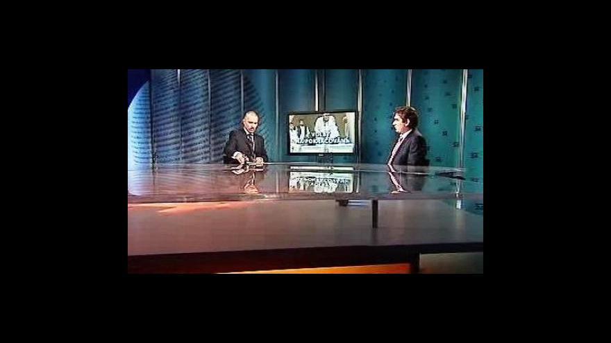 Video Události, komentáře s Tomášem Etzlerem a Václavem Pechou
