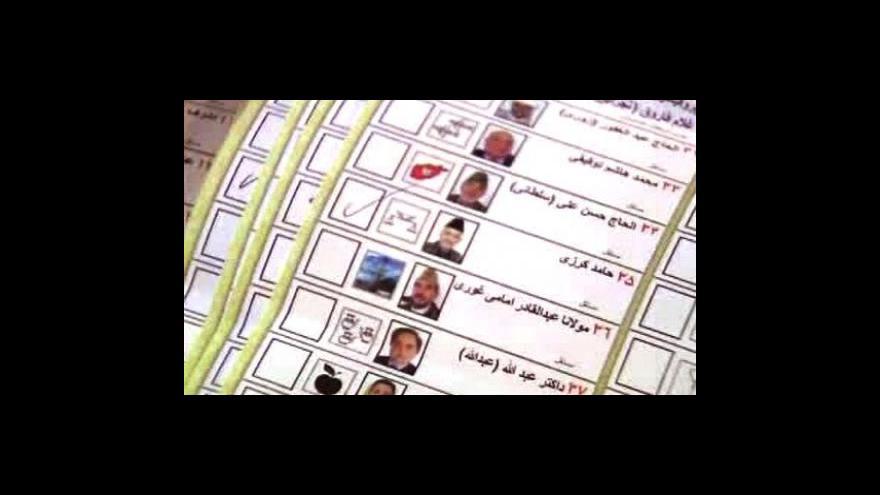 Video Petr Přibík k situaci v Afghánistánu
