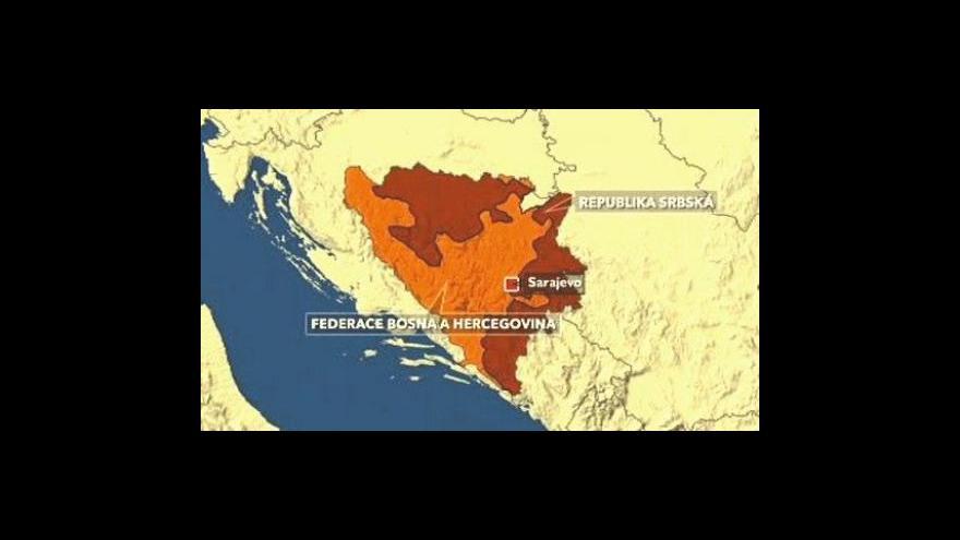 Video Jaromír Janev a Martin Ježek k situaci v Bosně