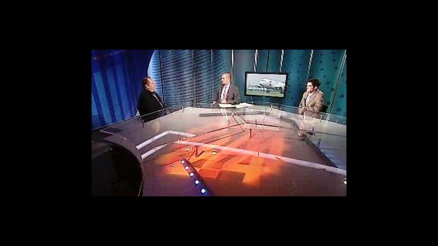 Video Václav Novák, Filip Gaspar, Jan Procházka v Událostech, komentářích