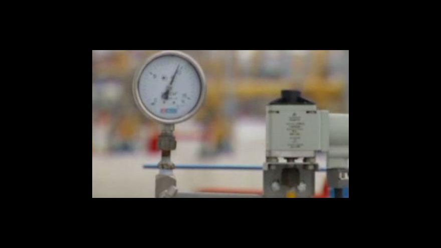 Video Na konci roku budeme možná čelit plynové krizi