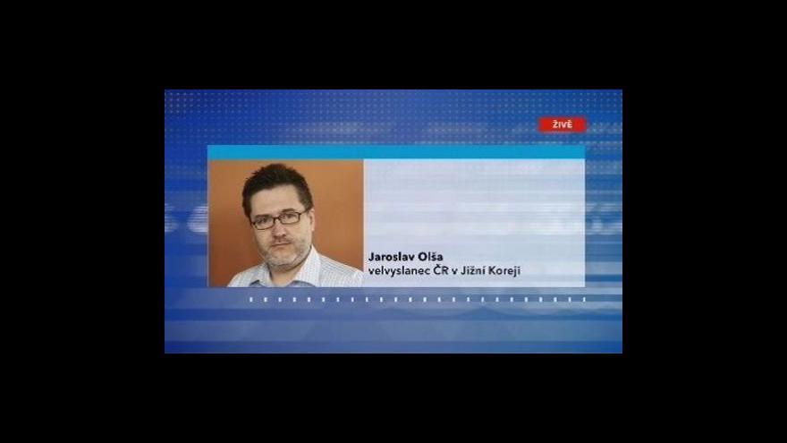 Video Telefonát Jaroslava Olši