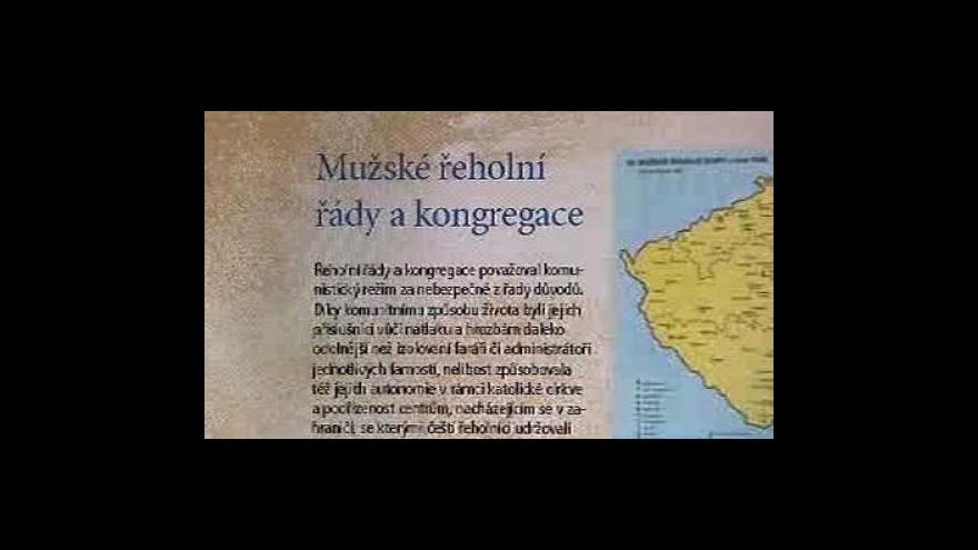 Video Pronásledování římskokatolické církve