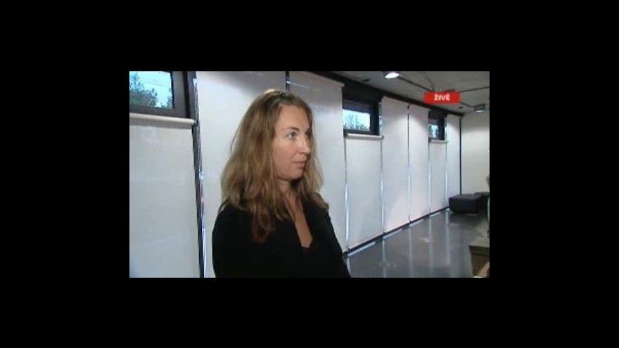 Video Rozhovor s Pavlou Petrovou