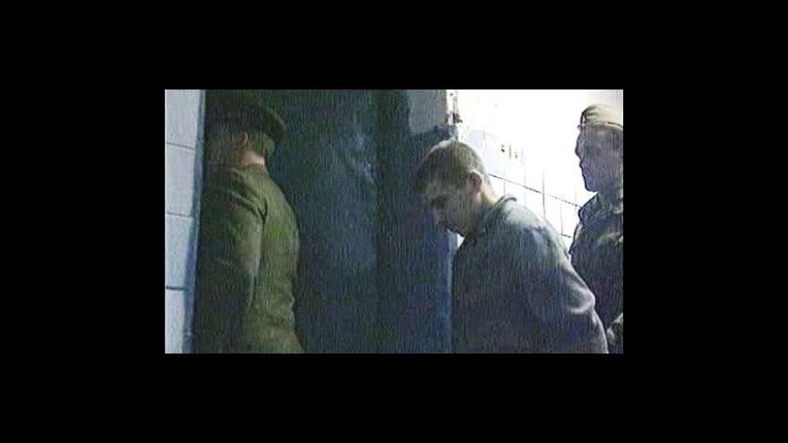 Video Vladislav Janduk k trestu smrti v Bělorusku