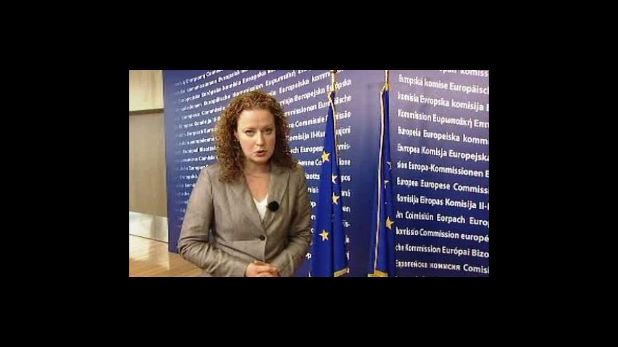 Video Reportáž a vstup Evy Hrnčířové