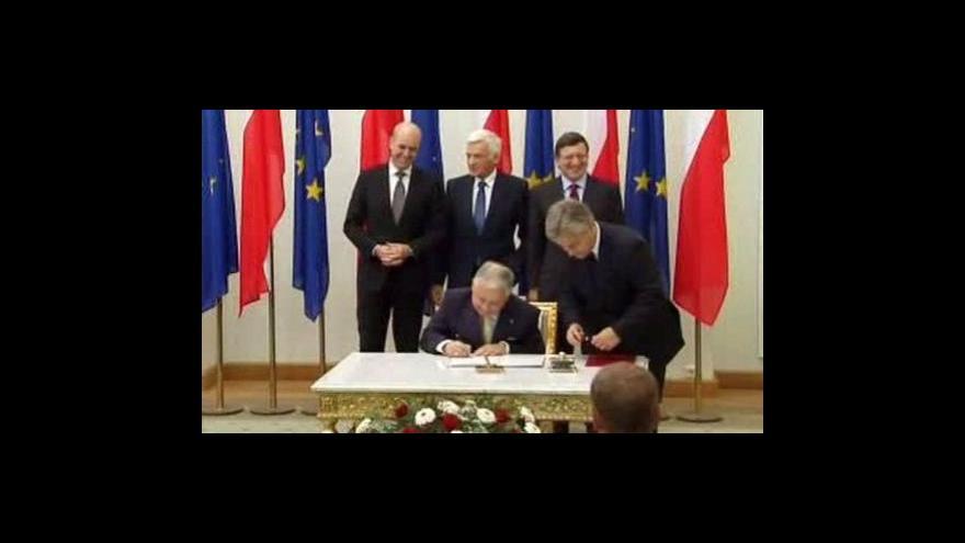 Video Vstup Miroslava Karase a reportáž Jana Šenkýře