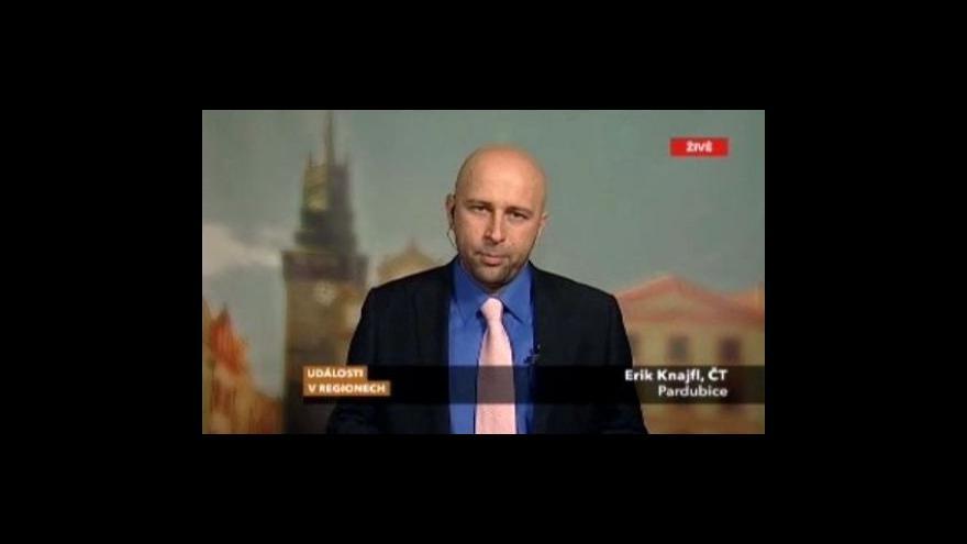 Video Reportáž a vstup Erika Knajfla