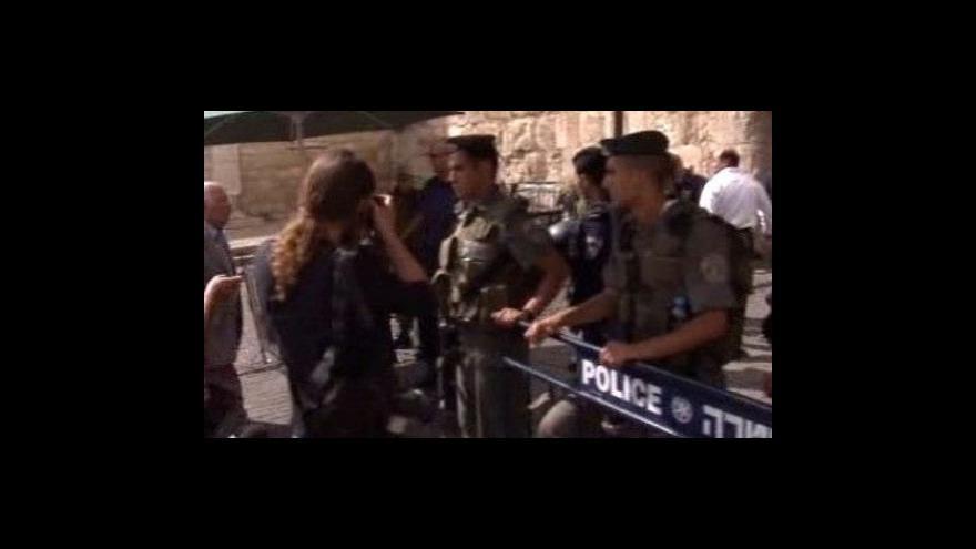 Video Fatáh vyzývá k demonstracím