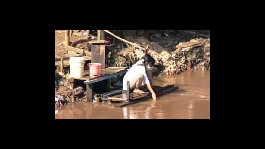 Video Svět trpí nedostatkem pitné vody
