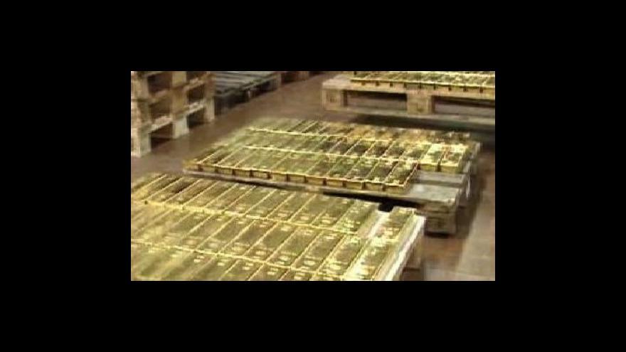 Video Zlato láme rekordy