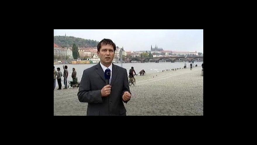 Video Reportáž J. Nettla a T. Vlacha