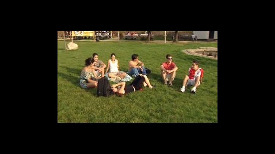 Video Vstup Terezy Kručinské