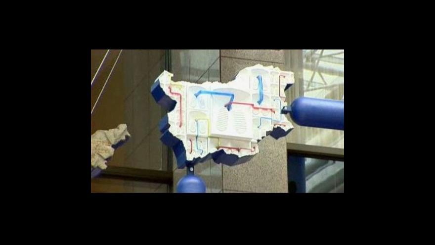 Video Entropa Davida Černého - prohlídka