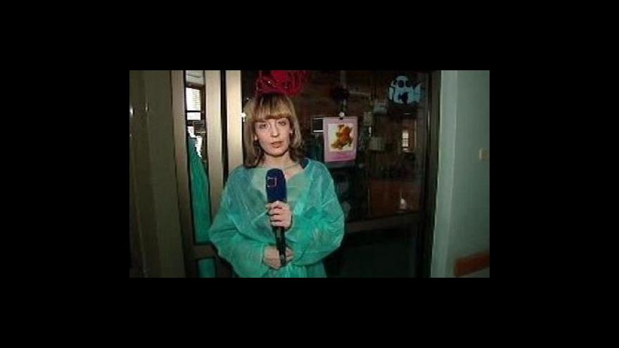 Video Reportáž Sylvie Klekové