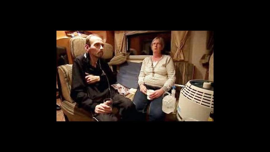 Video Reportáže Filipa Kandy a Terezy Kručinské