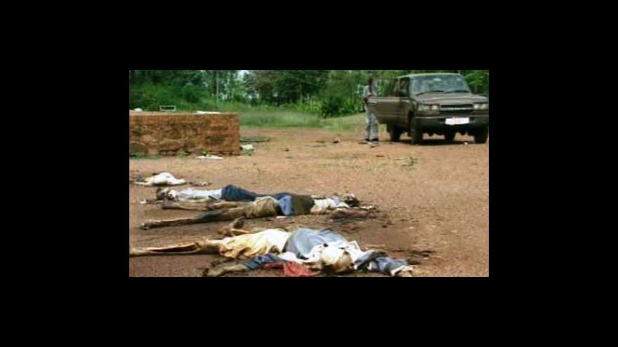 Video Rwandský řezník dopaden v Ugandě