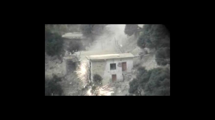 Video Záběry americké CBS