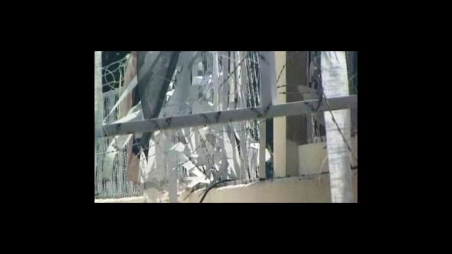 Video Šest mrtvých při útoku na budovu OSN v Islámábádu