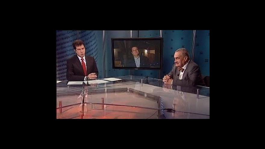 Video Události, komentáře o mandátu vlády