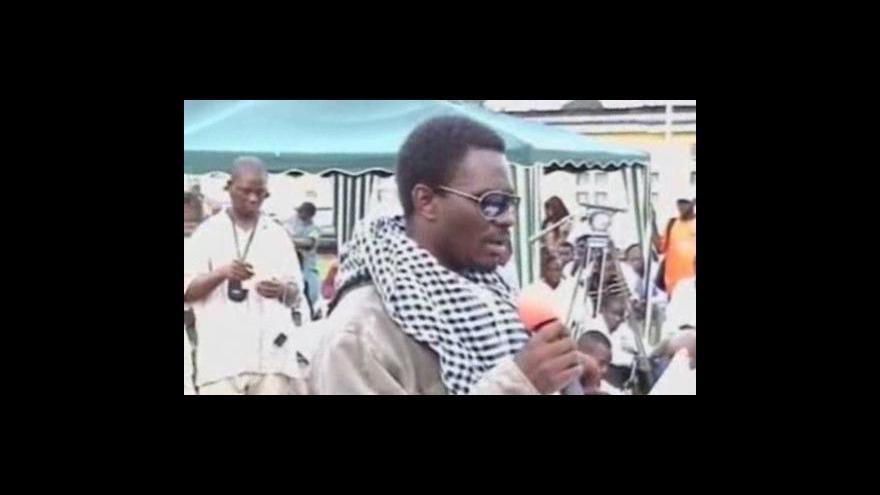 Video Prezidentskou amnestii využil v Nigérii další vůdce povstalců