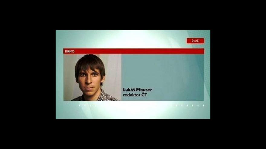 Video Vstup Lukáše Pfausera