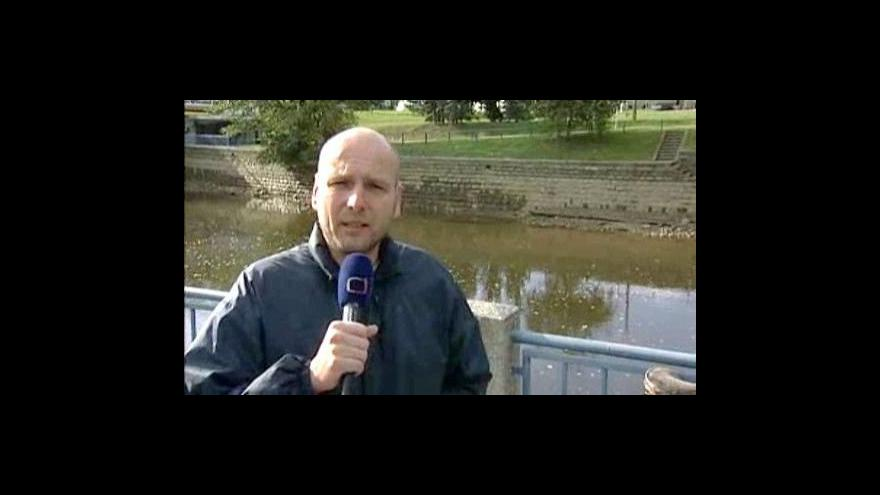 Video Reportáž Aleše Hazuky