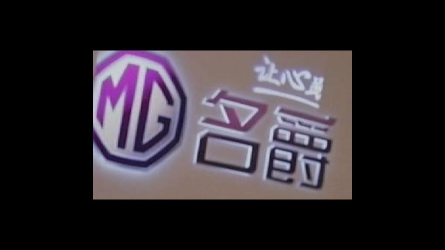 Video Slavící Čína zaplavuje svět plagiáty, prorazit chce i auty