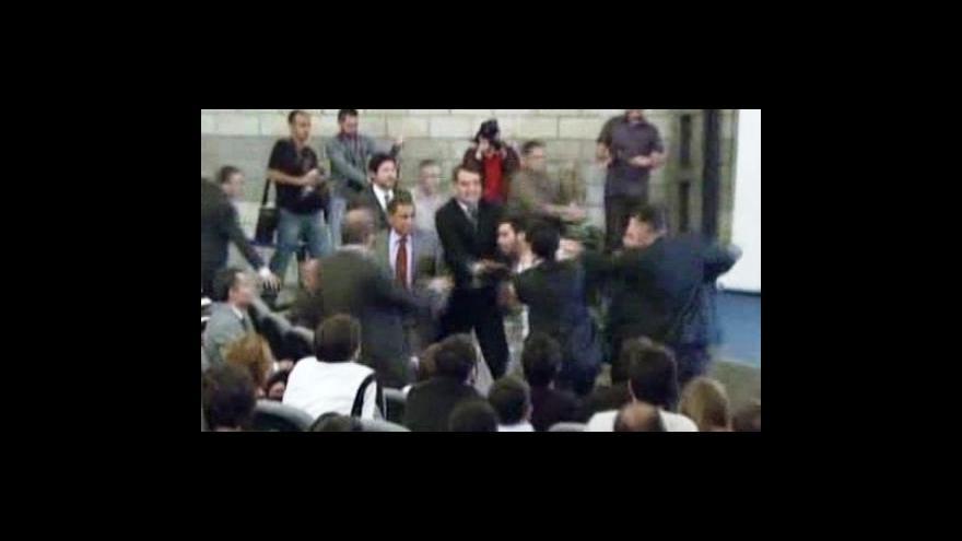 Video Botový atentát po turecku