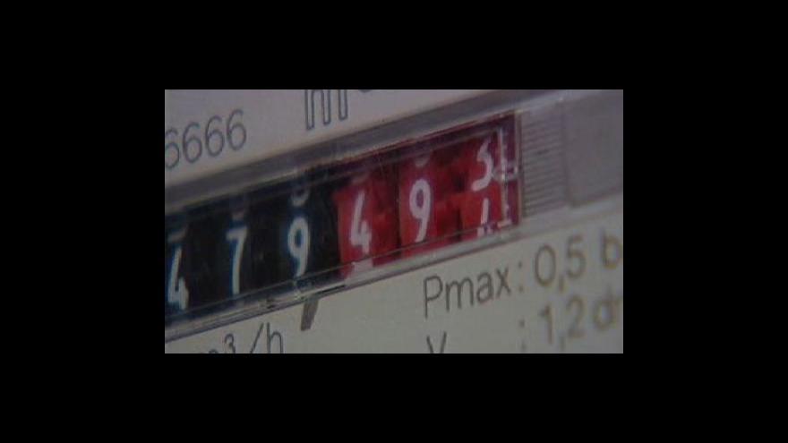 Video Ceny plynu klesají