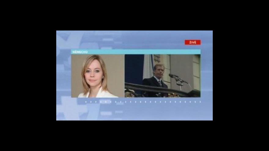 Video Telefonát Evy Pláničkové