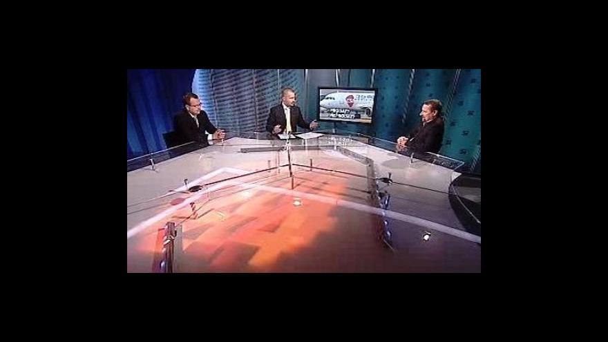 Video Jan Mládek a Martin Říman v Událostech, komentářích