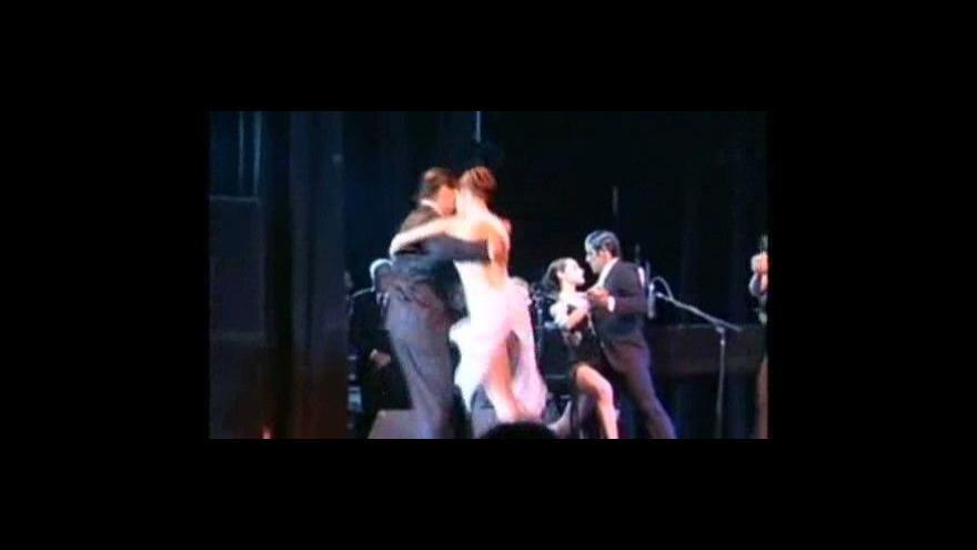 Video Tango na seznamu UNESCO