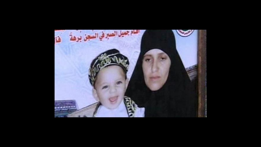 Video Izrael propustí dvacet Palestinek za informace o Šalitovi